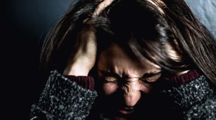 Dores de cabeça podem ser causadas por estresse