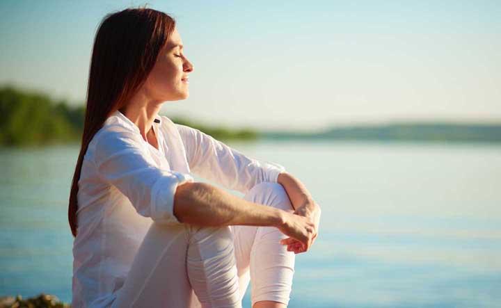 Relaxar para controlar o estresse